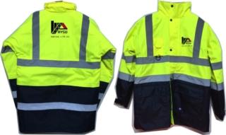 Kurumsal Logo Baskılı İş Elbisiseleri İş Güvenliği